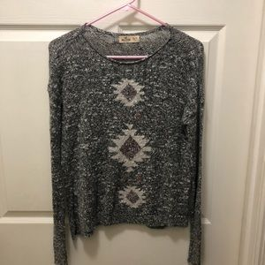 Hollister sweater Grey. Winter. XS/S